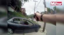 อย่างโหด!!แฉตำรวจมะกันจ่อยิงชายผิวดำดับคาเก๋ง-แค่ไม่ยอมโชว์ใบขับขี่ให้ดู!!