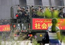 จีนแต่งตั้งหัวหน้าหน่วยปรามปราบการก่อการร้ายคนแรก
