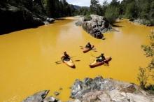รัฐนิวเม็กซิโกไม่ยอม! น้ำปนเปื้อนจนเป็นสีส้ม