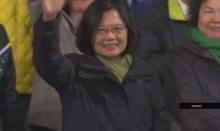 """คว้าชัย! """"ไต้หวัน"""" ได้ผู้นำหญิงคนแรกจากการเลือกตั้ง"""