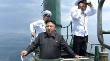 """เรือดำน้ำเกาหลีเหนือ """"หาย"""" หลังจากกำลังปฏิบัติการอยู่นอกน่านน้ำ"""