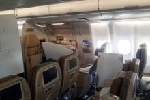 นาทีระทึก!!เครื่องบินเอทิฮัด แอร์เวย์ ตกหลุมอากาศรุนแรง เจ็บ31ราย (คลิป)
