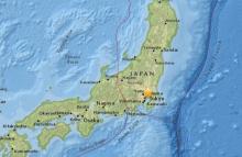 แผ่นดินไหว 5.0 เขย่ากรุงโตเกียว ครั้งที่ 3 ในรอบสัปดาห์