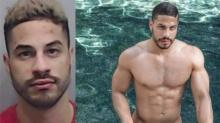 จุดจบเกย์เถื่อน!! ตำรวจจับหนุ่มดาราหนังเกย์ทำร้ายแฟนหนุ่มเพราะนั่งดูหนังโป๊