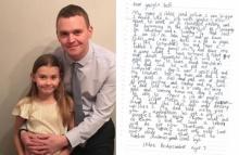 น่ารักเกิ๊น! เด็กหญิงวัย 7 ขวบส่งจดหมายสมัครงานที่ Google เจอเซอร์ไพรส์ตอบกลับ