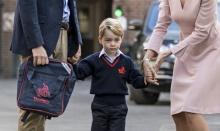 """เจ้าชายวิลเลียมเผย """"เจ้าชายจอร์จ"""" ทรงเบื่อโรงเรียนแล้ว!"""