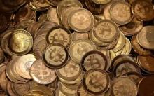 """""""บิตคอยน์"""" มูลค่าพุ่ง ทะลุ 5,000 ดอลลาร์สหรัฐ ครั้งแรกในประวัติศาสตร์!!!"""