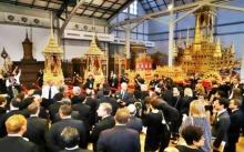 ผู้นำ 30 ประเทศตอบรับร่วมพระราชพิธีถวายพระเพลิงพระบรมศพ