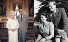 """เผยพระรูป """"ควีนอลิซาเบธ-เจ้าชายฟิลิป"""" ฉลองราชาภิเษกสมรสครบ 70 ปี"""