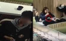 คนในร้านถึงกับงง!!? วัยรุ่น 4 คน เข้ามากินข้าวในร้านอาหาร แต่ไม่ถึง 10 นาที ก็เดินออก? (มีคลิป)