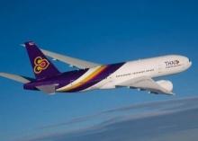 บินไทยชนนกขณะลงจอดสนามบินเนปาลทำดีเลย์4ชม.