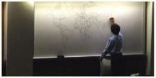 สุดทึ่ง ออทิสติก 11 ขวบอัจฉริยะวาดแผนที่โลกถูกต้องเป๊ะๆ จากความทรงจำล้วนๆ