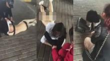 โผล่อีกแล้ว!! เมียหลวงจีนรุมตบเมียน้อย จับแก้ผ้าประจาน (มีคลิป)