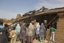 ระเบิดฆ่าตัวตายโบสถ์คริสต์ในไนจีเรีย