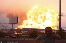 โรงงานจีนระเบิดอีก! ราวกับนิวเคลียร์ลง ยังไม่มีรายงานผู้บาดเจ็บล้มตาย