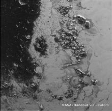 ยานนิวฮอไรซันส์ ส่งภาพมาจากอวกาศอีกรอบ