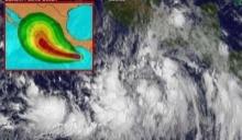 พายุลูกใหม่จ่อถล่มสหรัฐฯ  ความเร็วลม 100กม.ต่อ ชม.