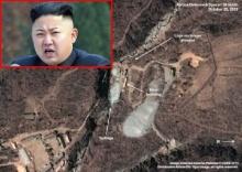 อึ้งไปดิ!เกาหลีเหนือสร้างอุโมงค์ใหม่ไว้ทดสอบระเบิดนิวเคลียร์
