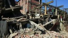 ยอดผู้เสียชีวิตเหตุแผ่นดินไหวในอินเดียเพิ่มเป็น 9 ราย