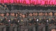 สหภาพแรงงานเกาหลีเหนือเคลื่อนไหวต้านสหรัฐฯ และเกาหลีใต้