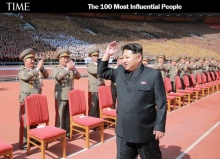 100 อันดับ บุคคลผู้ทรงอิทธิพลของโลกจาก TIME
