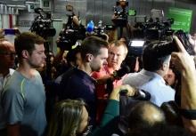 คดีพลิก! ตำรวจบราซิลชี้'ล็อคตี้' และเพื่อนนักว่ายน้ำมะกันโกหกเรื่องโดนปล้น