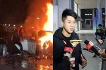 ฮีโร่คนใหม่! หนุ่มจีนวัย 20 ช่วยคนออกจากอุบัติเหตุรถยนต์