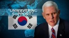 รองปธน.สหรัฐ บินด่วนเกาหลีใต้!!
