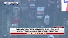 ด่วน!! เกิดเหตุระเบิดใจกลางมหานครนิวยอร์ค(คลิป)