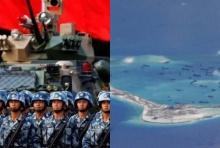 จีนซ้อมรบทางอากาศตอบโต้ หลังเรือรบสหรัฐฯ เฉียดเกาะทะเลจีนใต้