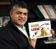 นักวาดการ์ตูนเสียดสีมาเลย์ ลั่น! ไม่หยุดทำงาน แม้อาจต้องเจอคุก43ปี
