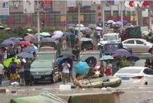 """ฝนกระหน่ำ """"กุ้ยโจว"""" กลายเป็นเมืองบาดาลเสียหายนับพันล้าน(มีคลิป)"""
