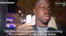 ชายหนุ่มดวงดี! รอดตายจากมือระเบิดพลีชีพที่ปารีส เพราะสิ่งนี้เลย