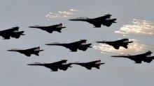 รัสเซียเพิ่มเครื่องบินรบและยกระดับการโจมตีไอเอสในซีเรีย