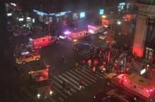 เกิดระเบิดในนครนิวยอร์คของสหรัฐฯ มีผู้บาดเจ็บอย่างน้อย 26 คน