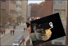 ช็อค!มหาวิทยาลัยดังประกาศเตือนมีมือปืนอยู่ในมหาวิทยาลัย