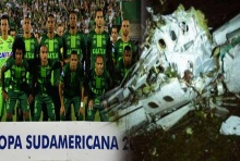 โลกลูกหนังร่วมใว้อาลัย ชาเปโคเอนเซ เหตุเครื่องบินตก ยืนยันแล้วเสียชีวิต 76 ราย