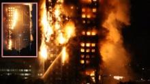 สุดระทึก!! เพลิงลุกท่วมตึก 27 ชั้นใจกลางกรุงลอนดอน ยังคุมเพลิงไม่ได้!!