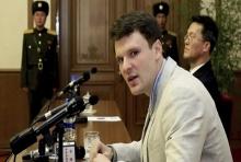 เกาหลีเหนือปล่อยนักศึกษาอเมริกันแต่อาการโคมา