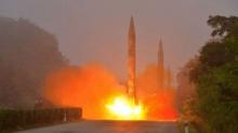 กองทัพเกาหลีใต้เผยโสมแดงยิงจรวดพิสัยสั้นสู่น่านน้ำตะวันออกเช้ามืดวันนี้