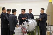 เอชบอมบ์เขย่าโลก! เกาหลีเหนือโวจุดระเบิดประสบความสำเร็จแล้ว