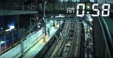 ภารกิจสำคัญ เมื่อทีมงานญี่ปุ่น 1,200 คน ต้องย้ายรางรถไฟบนดิน ให้ลงใต้ดินภายใน 4 ชั่วโมง!!