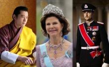 เผยรายพระนาม พระราชวงศ์ต่างประเทศ ที่เข้าร่วมพระราชพิธีถวายพระเพลิงพระบรมศพในหลวงรัชกาลที่ ๙
