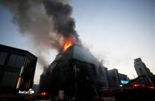 สยองไฟไหม้ฟิตเนสเกาหลีใต้ คลอกตาย 29 ศพ