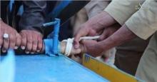 ช็อกอีก ไอเอสวิปริต-หฤโหดรายวัน ใช้เครื่องตัดกระดาษตัดแขนเหยื่อหนุ่ม