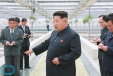 คิมจองอึนฉุนเจ้าหน้าที่ฟาร์มเต่า ฉะยับเลี้ยงกุ้งลอบสเตอร์เหลว