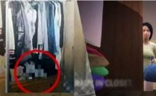 กลัวพ่อแม่จับได้ว่าท้อง สาววัย 17 คลอดลูกแล้วเอาใส่ถุงซ่อนในตู้เสื้อผ้าจนทารกสิ้นใจ!!