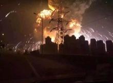 ระเบิดครั้งใหญ่สนั่นเมืองจีน เจ็บเป็นร้อย