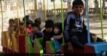 ไอเอส สร้างภาพ เปิดสวนสนุกคืนความสุขให้เด็ก ๆ ใน ซีเรีย