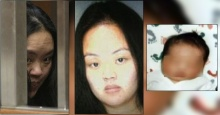 คุก 26 ปี แม่ใจยักษ์ ยัดลูก 2 เดือน ใส่ ไมโครเวฟจนเสียชีวิต